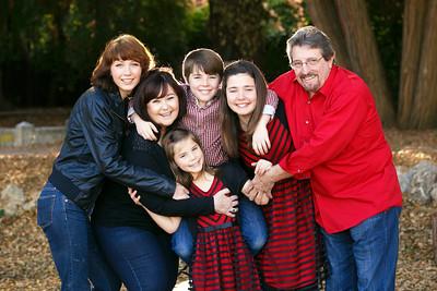 Clausen Family - December 2013