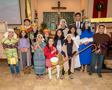 2017 Holy Family Parish Christmas Pageant