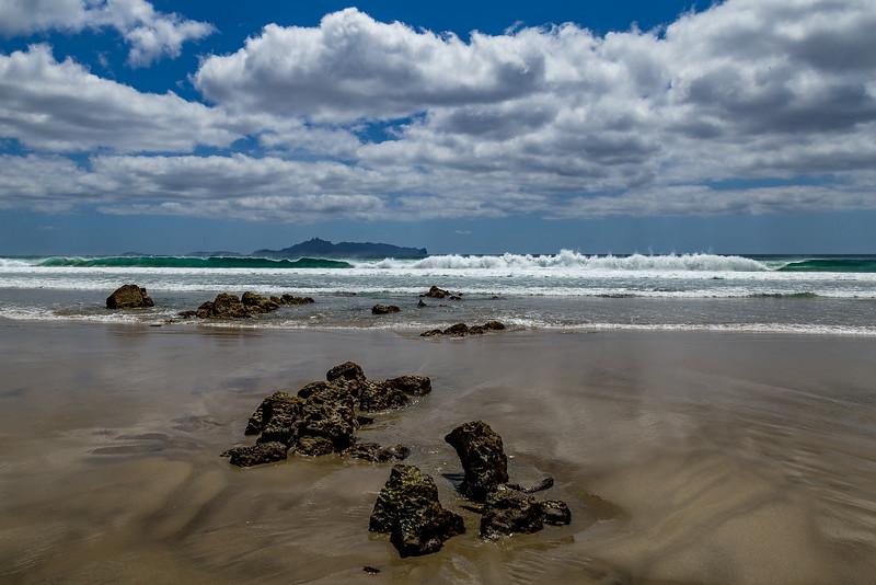 An der Mangawhai Beach