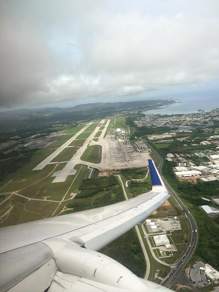 2014-07-17 Guam Departure