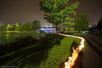 Relay for Life June 7 2013 Walter Baker Park