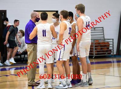 2-12-2021 - NCS vs Fountain Hills - Boys Basketball