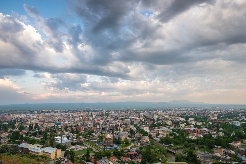 Genevieve Hathaway_Turkey_Kars_city at sunset.jpg