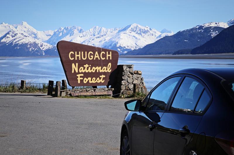 Chugach National Forest - Anchorage, Alaska