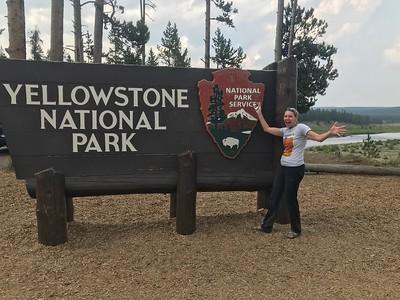 Neysea Hardin AHS HS- Yellowstone STEAM Summer Teacher Institute