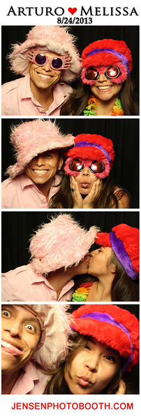 Arturo & Melissa