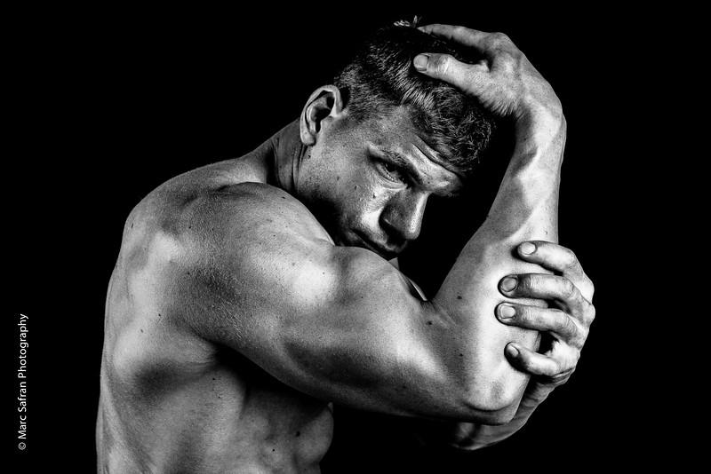 Derek Poole, Model