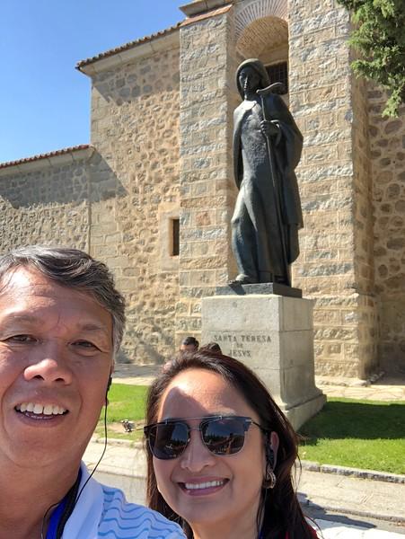 Avila Spain 2018