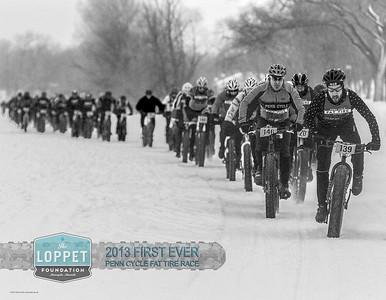 2013 Penn Cycle Fat Tire Bike Race