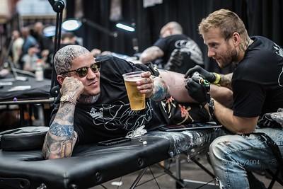 GB Tattoo Show 2019