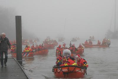 Serious Rescue 2012 dag 1