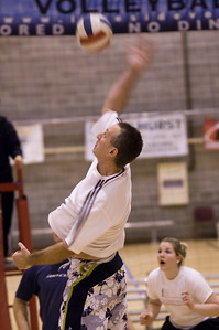 VTC Volleyball B-League Feb 2007