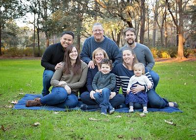 Benoit Family 2017