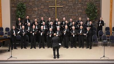 Mens Male Voice Choir video