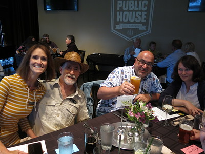 July Social and Dinner