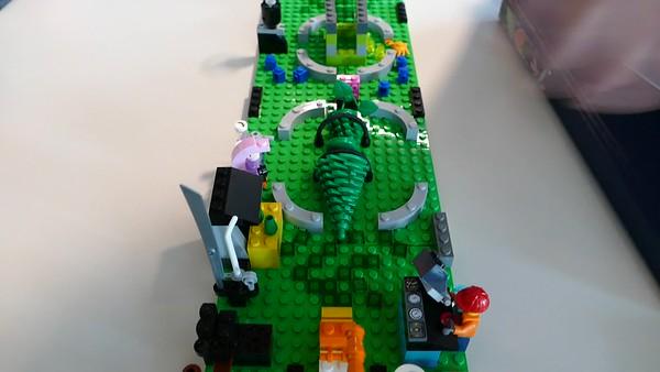 2019 Lego Creations