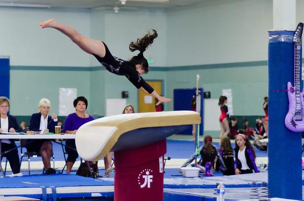 2011 Gymnastics Meet Adrenaline
