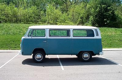 1979 VW Bus - Spongebus