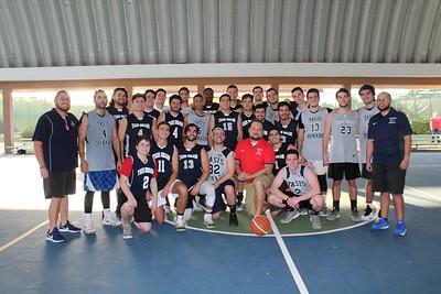 2018 Alumni Basketball Classic