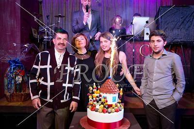 Sergey's Birthday 2014