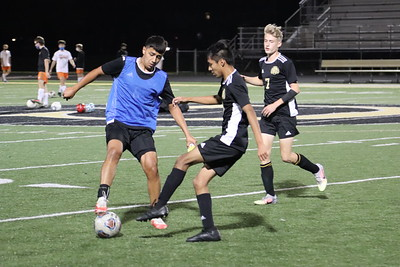 BOYS SOCCER Wheeler vs. Griffith 2020