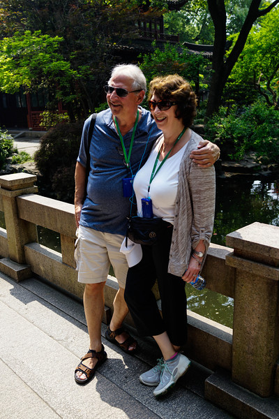 Steve and Pam Adelman