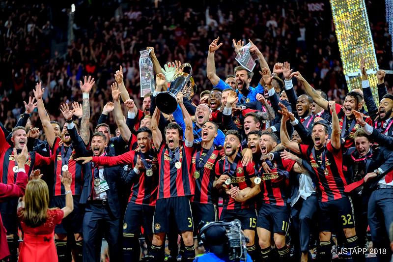 2018 MLS Cup: Atlanta United Vs. Portland Timbers
