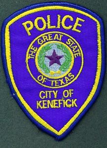 Kenefick Police