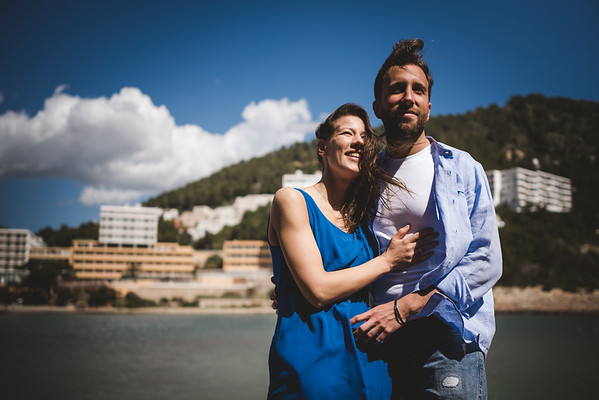 Marina e Christian | Ibiza