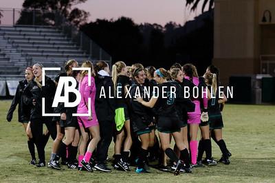 2017 Cal Poly Women's Soccer vs Irvine