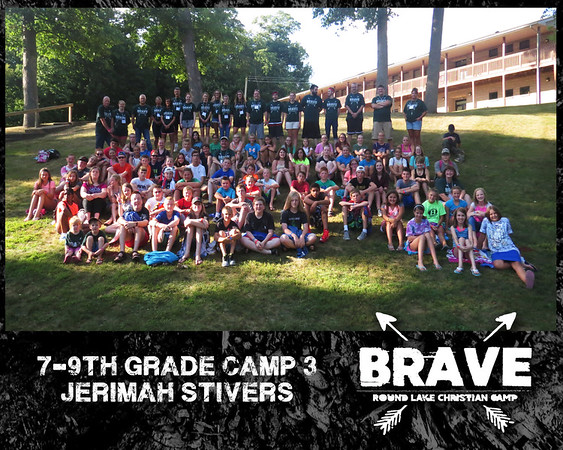 7-9th Grade Camp 3