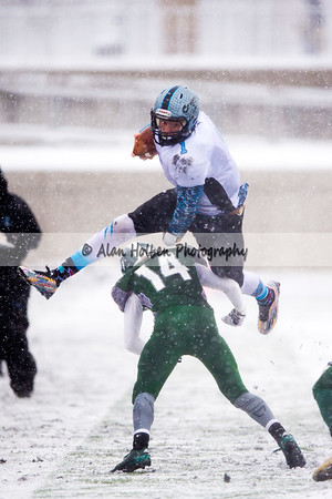 Varsity Football Semi-Final - Lansing Catholic vs Grand Rapids West Catholic