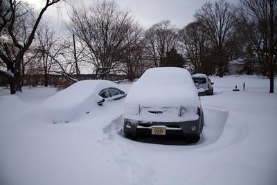 Winter in NJ 2010 / 2011