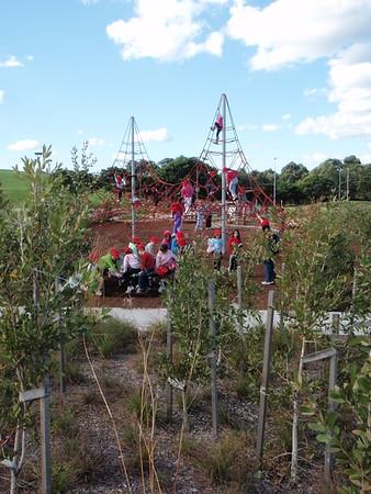 sydney park playspace