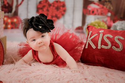 Marcella's 1st Valentines Day 2020