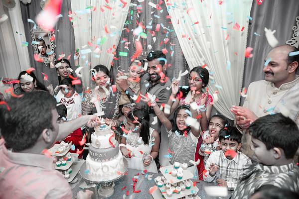 Virat Ram 1st Birthday