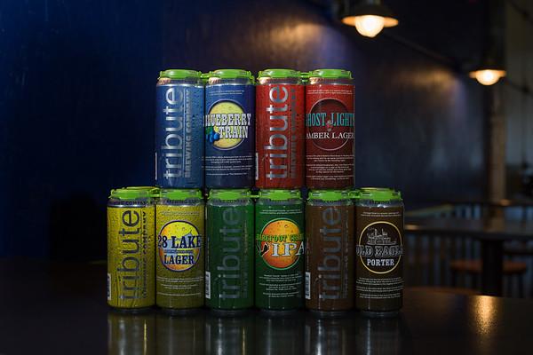 Tribute Brewing Company