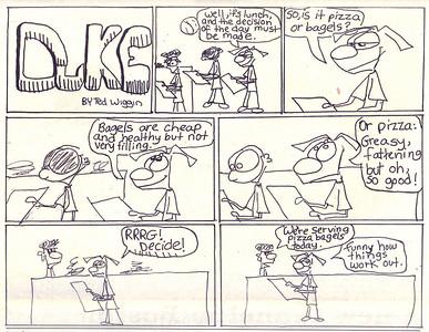 Daytime cartoons