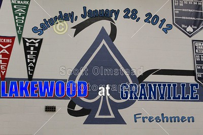 2012 Lakewood at Granville (01-28-12) FRESHMEN