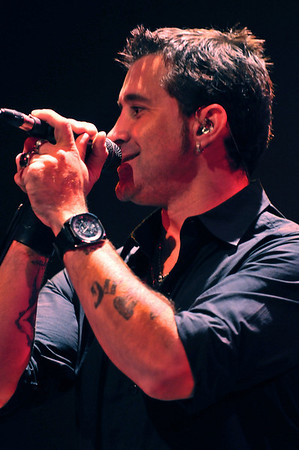 Scott Stapp/Ridgefield Playhouse