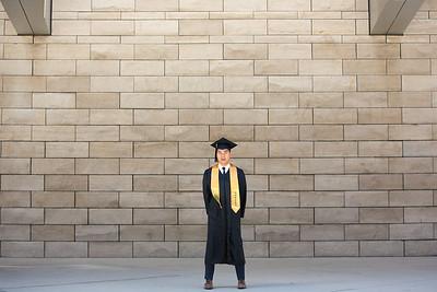 Daniel Lee's Graduations Pictures