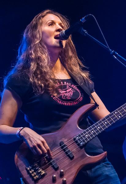 Jenny Case-Flamingo---The Longhorn Reunion 2015- Ist Av.