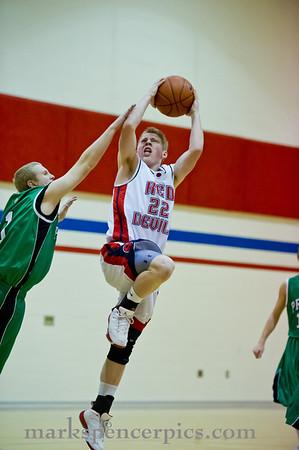 Basketball Soph SHS vs Provo 2-14-2012