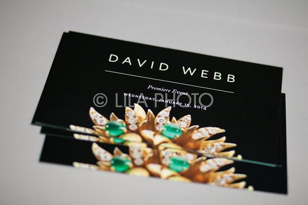 David Webb Premiere Event