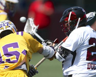 Stevens Lacrosse v Nazareth 140419