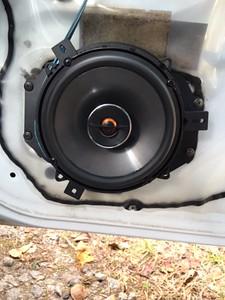2001 Chevy Cavalier 4 Door Front Door Speaker Installation - USA