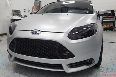 2014 Ford Focus - Full Paint Protection Film XPEL Stealth