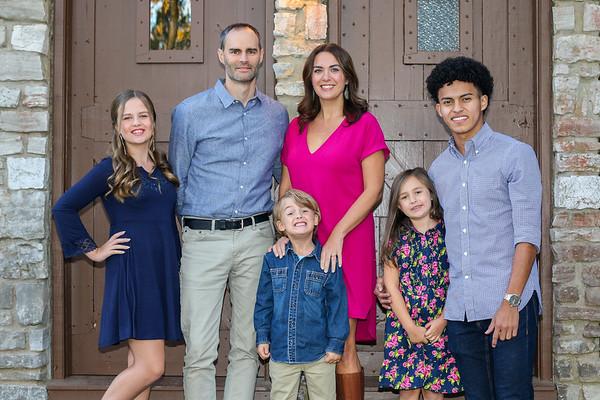 Foutch Family Fall 2017