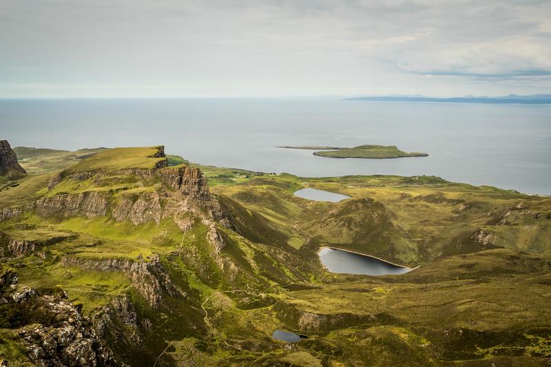 The Quirang, Scotland