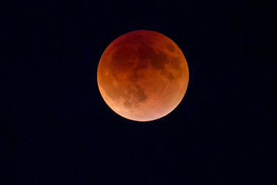 Blood Moon Eclipse September 27,2015